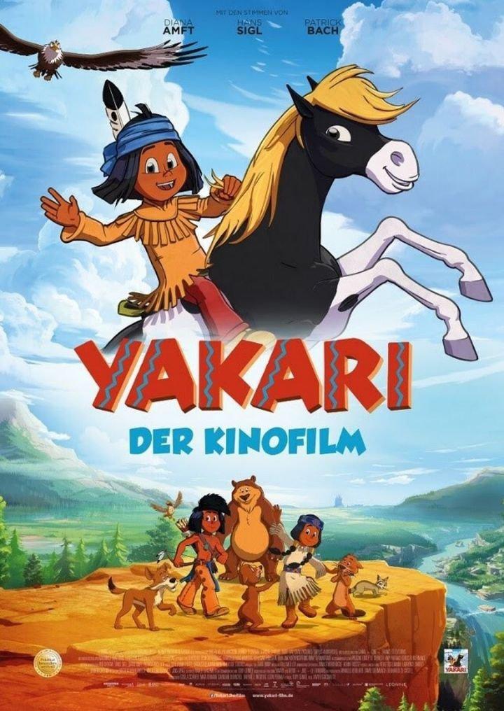 Yakari - Der Kinofilm Filmplakat