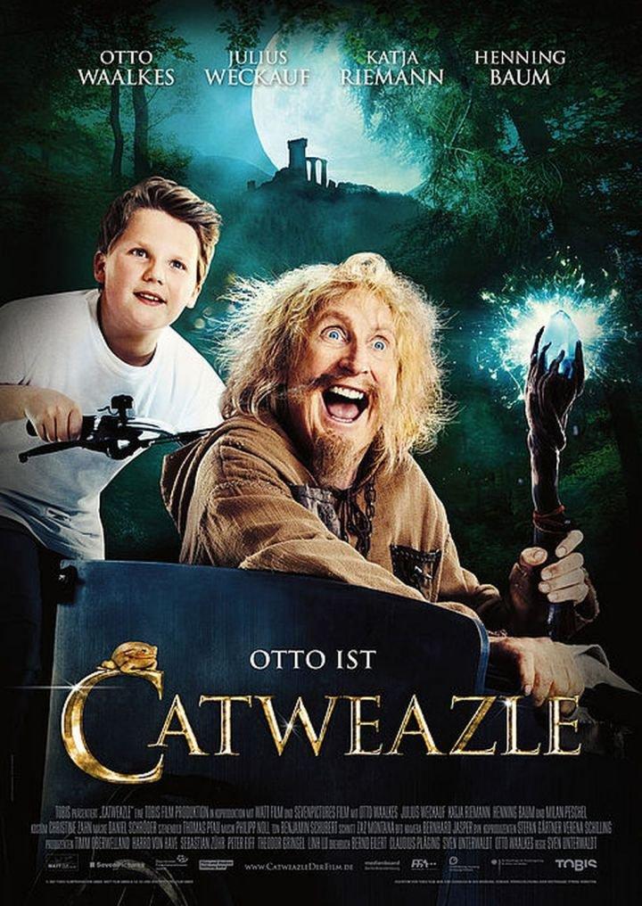 Catweazle Filmplakat